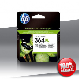 Tusz HP 364 XL PHOTO BLACK 6ml