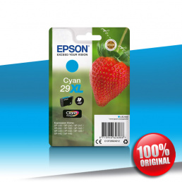 Tusz Epson 235 (T2992) XP CYAN XL 6,4ml