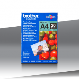 Papier Brother Photo Glossy 260g A4 opak-20ark