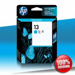 Tusz HP 13 CYAN 14ml
