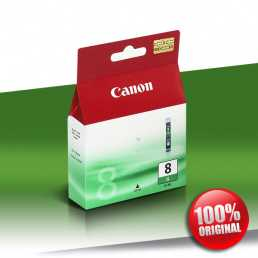 Tusz Canon 8 CLI GREEN 13ml