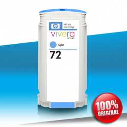 Tusz HP 72 CYAN 130ml